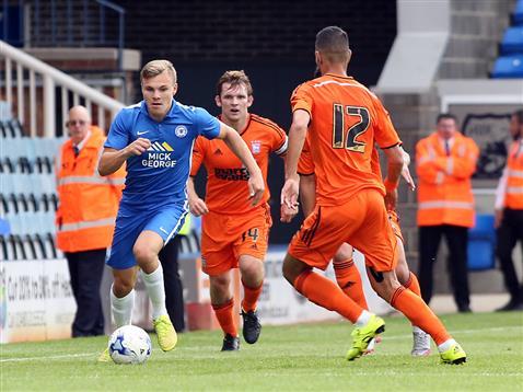 Harry Anderson v Ipswich