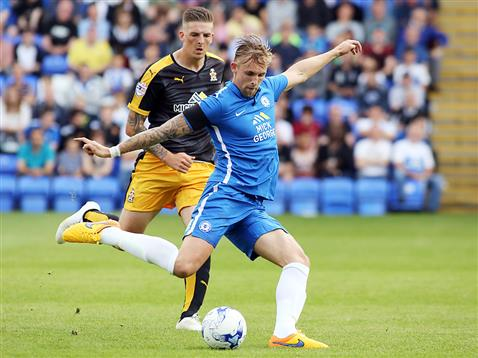 Jack Collison v Cambridge