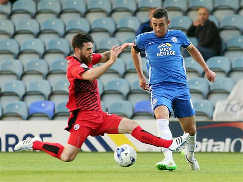 Joe Gormley v Crawley