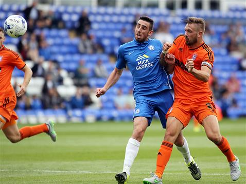 Joe Gormley v Ipswich 2