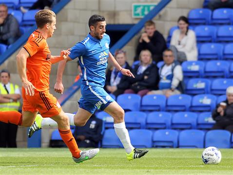 Joe Gormley v Ipswich 3