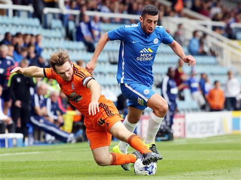 Joe Gormley v Ipswich 4