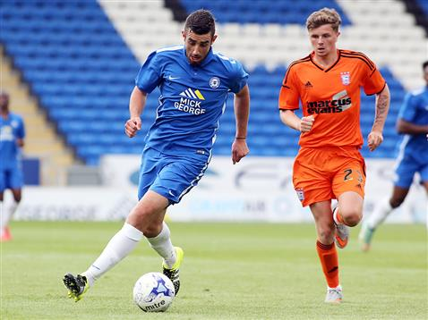 Joe Gormley v Ipswich 5
