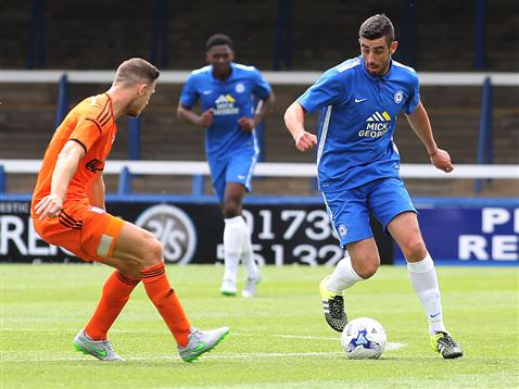 Joe Gormley v Ipswich