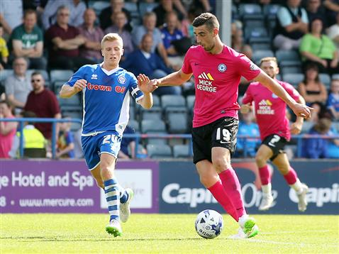 Joe Gormley v Rochdale 2