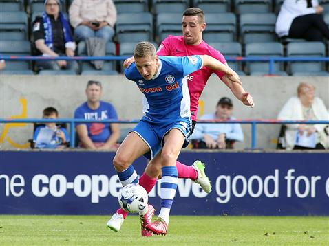 Joe Gormley v Rochdale