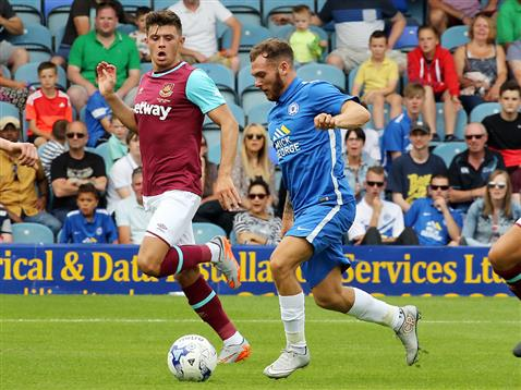 Jon Taylor v West Ham 2
