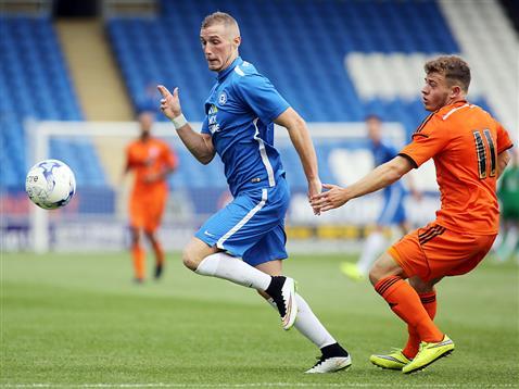 Marcus Maddison v Ipswich 2