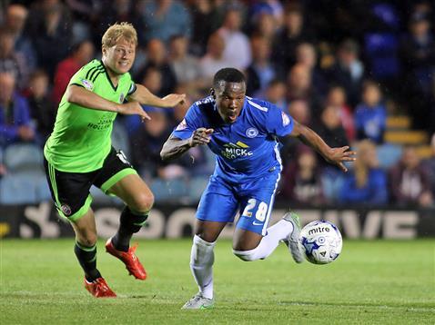 Souleymane Coulibaly v Sheff Utd