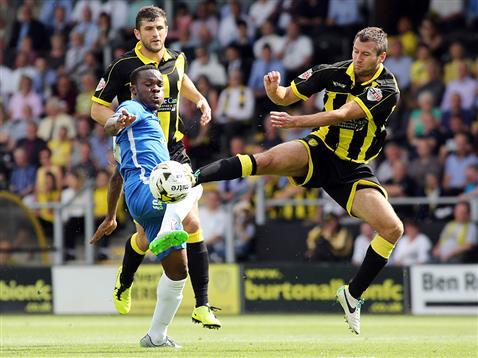 Souleymane Coulibaly v Burton 2