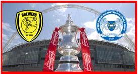 Burton v Posh - FA Cup