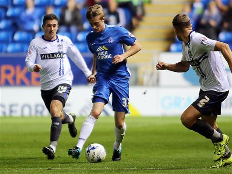 Chris Forrester v Bury