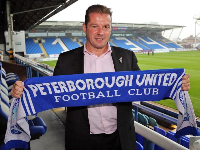 Graham Westley becomes Posh manager