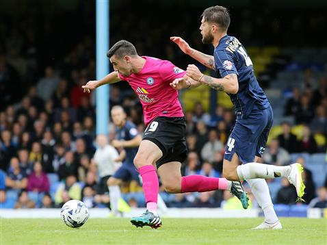 Joe Gormley v Southend