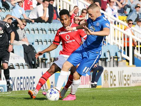 Marcus Maddison v Walsall 2