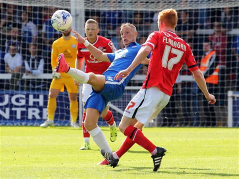 Marcus Maddison v Walsall