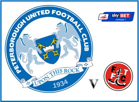 Posh v Fleetwood - Sky Bet League One