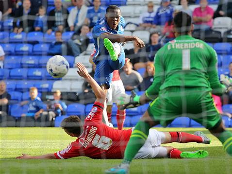 Souleymane Coulibaly v Walsall
