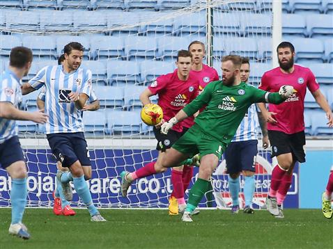 Ben Alnwick v Coventry