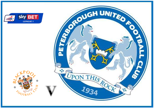 Blackpool v Posh - Sky Bet League One