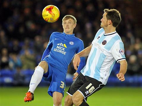 Chris Forrester v Shrewsbury