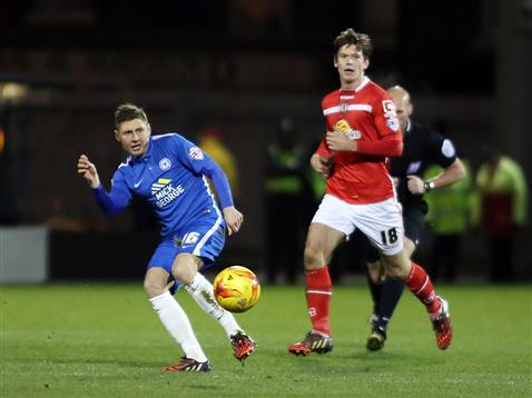 Harry Beautyman v Crewe