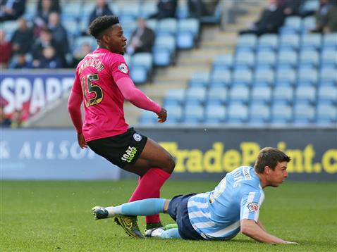 Jermaine Anderson v Coventry 2
