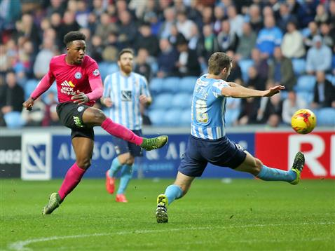 Jermaine Anderson v Coventry 3