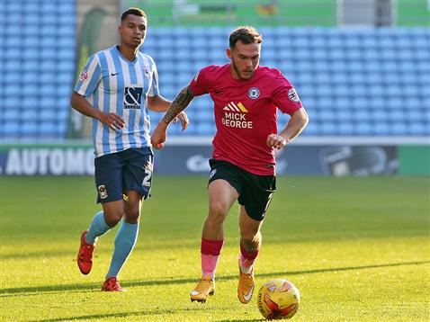 Jon Taylor v Coventry
