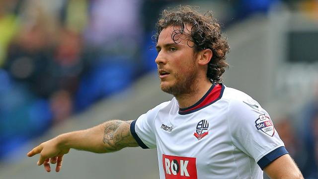Lawrie Wilson signs on loan in January from Bolton Wanderers