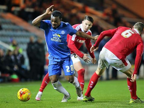 Souleymane Coulibaly v Barnsley