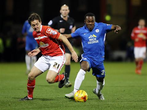 Souleymane Coulibaly v Crewe
