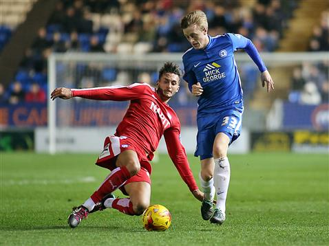 Chris Forrester v Chesterfield