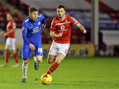 Harry Beautyman v Walsall