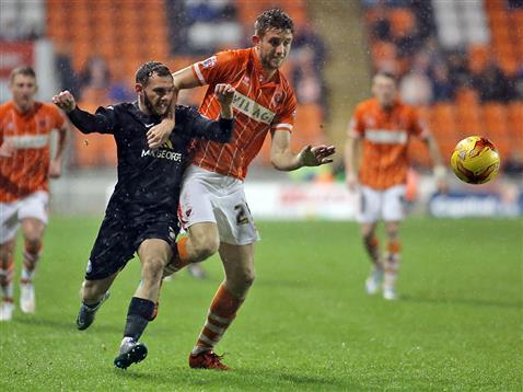 Jon Taylor v Blackpool 2