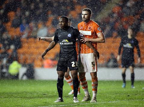 Souleymane Coulibaly v Blackpool