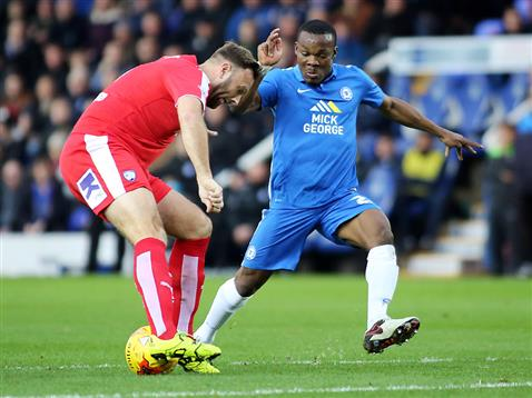 Souleymane Coulibaly v Chesterfield