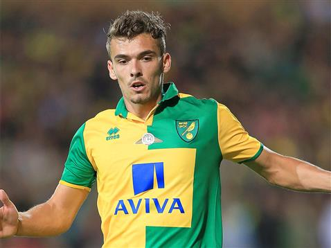 Harry Toffolo signs on loan for the remainder of the season - 21-01-2016 - picture courtesy of Press Association Images