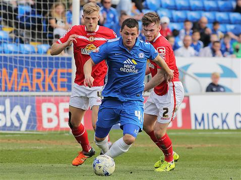 Aaron Williams v Crewe