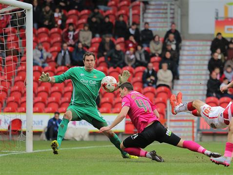 Aaron Williams v Doncaster 2