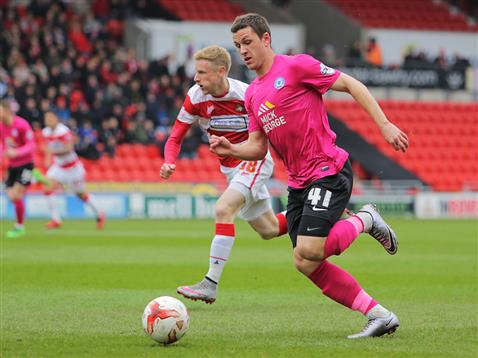 Aaron Williams v Doncaster
