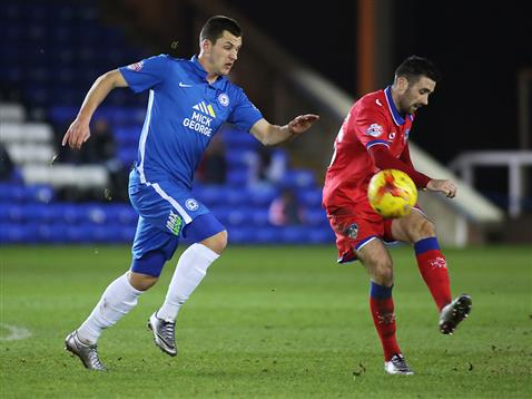Aaron Williams v Oldham