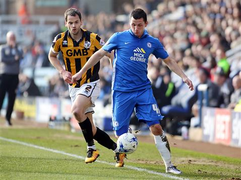 Aaron Williams v Port Vale 2