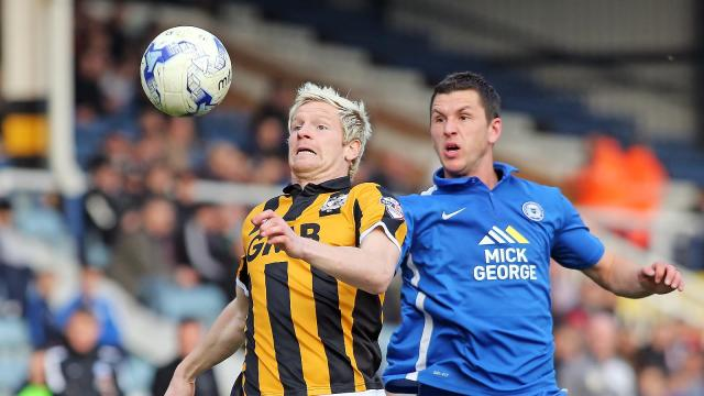 Aaron Williams v Port Vale