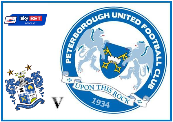Bury v Posh - Sky Bet L1
