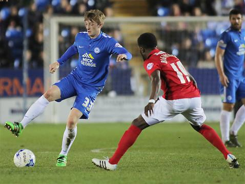 Chris Forrester v Coventry