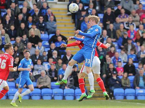 Chris Forrester v Crewe