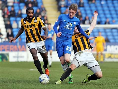 Chris Forrester v Port Vale 2