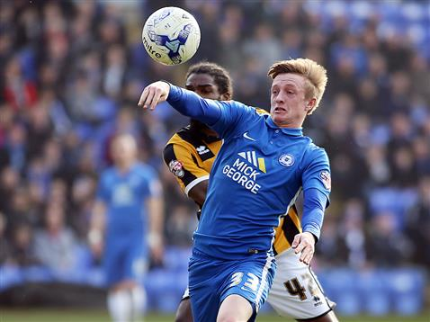 Chris Forrester v Port Vale