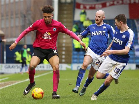 Lee Angol v Chesterfield 2
